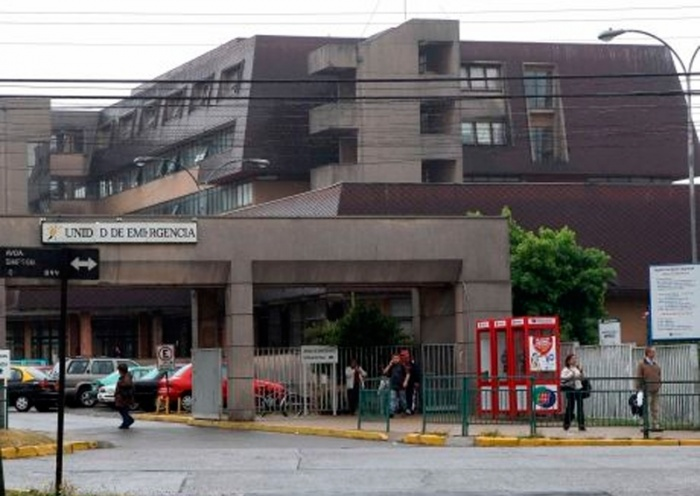 Primera nómina de accidentados y su estado en el Hospital Regional